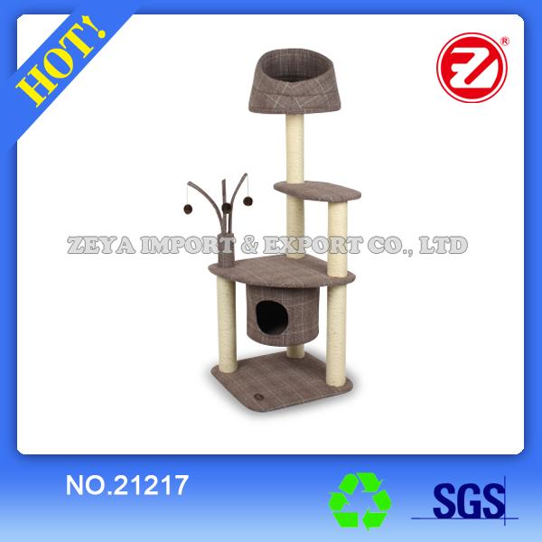 Multifunctional Sisal Pet Tree 21217