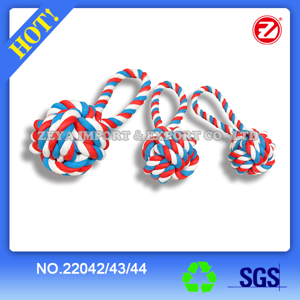 Dog interactive cotton rope 22042-22044