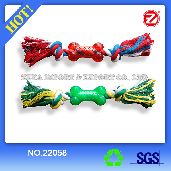 Bone Dog Rope 22058