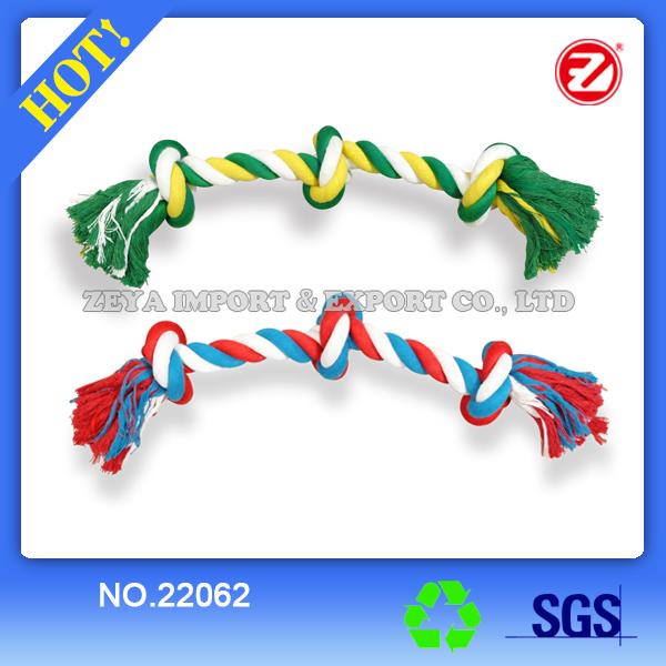 Dog plush rope toy 22062
