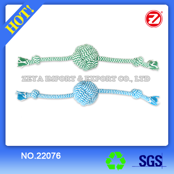 Pet rope ball 22076