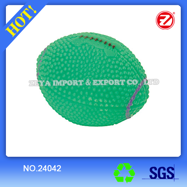Green Football Toy 24042