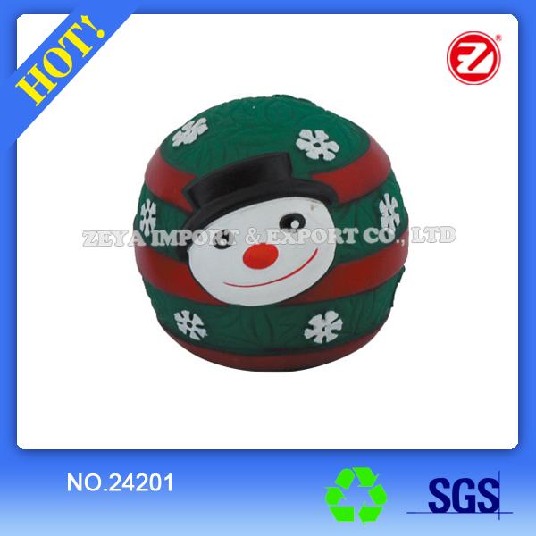 Snow man Ball 24201