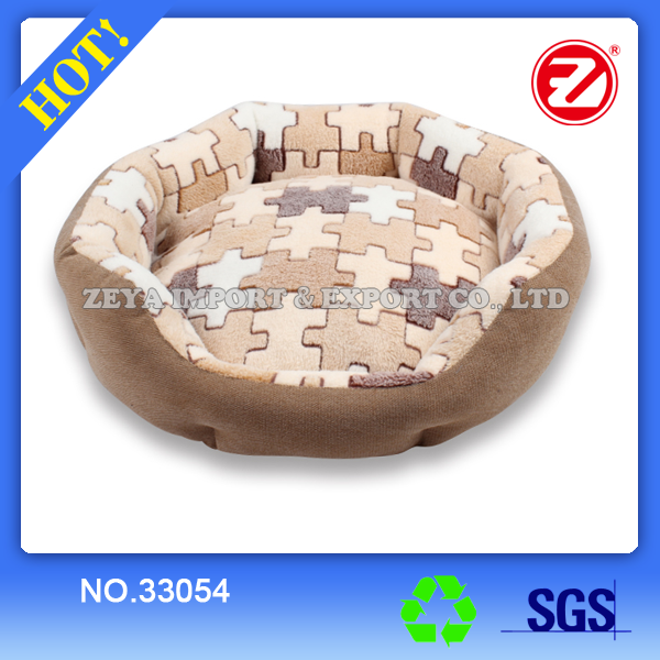 Classical Polygon Pet Bed 33054