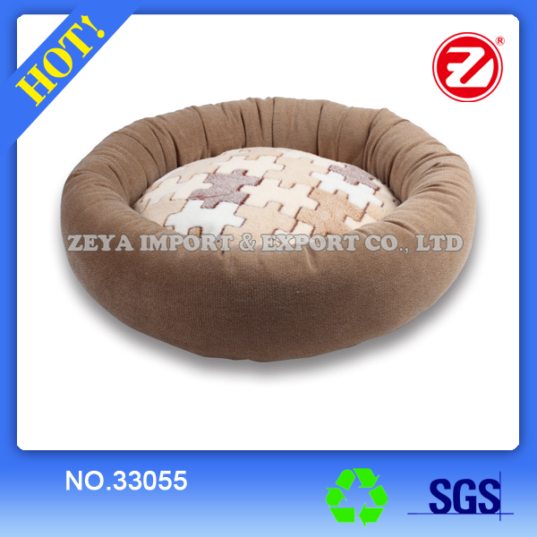 Classical Round Pet Bed 33055