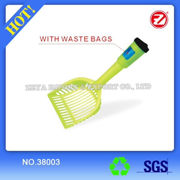 Cat Litter Shovel with Waste Bag 38003