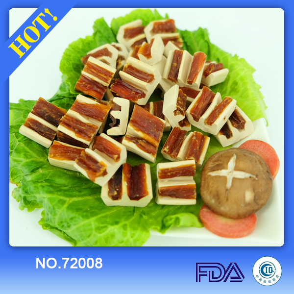Chicken meat with starch treats 72008