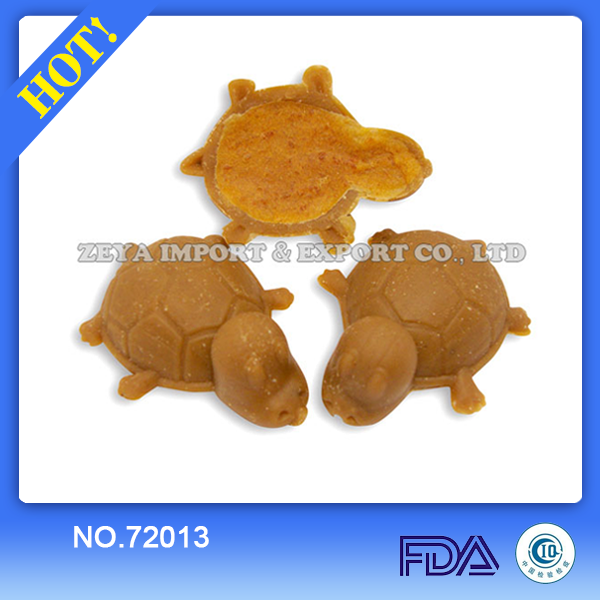 New cute turtle with chicken meat 72013